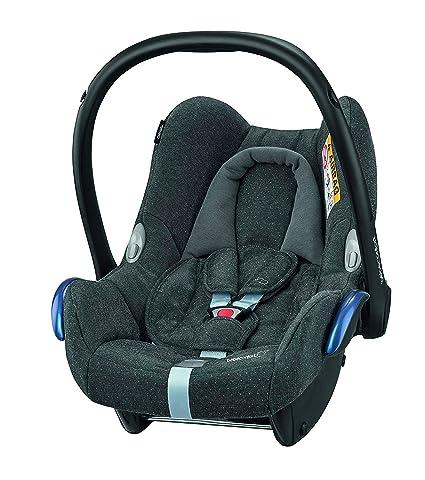 Bébé Confort, Silla de coche grupo 0 Isofix, gris (Sparkling Grey)