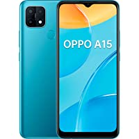 OPPO A15 - 32GB - Blauw