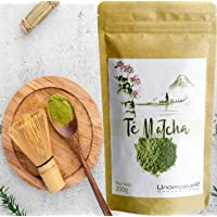 Te Matcha Japonés en Polvo Grado Premium 200gr (200 dosis) - Te Matcha - Matcha - Matcha Tea - Te Verde Matcha - Matcha…