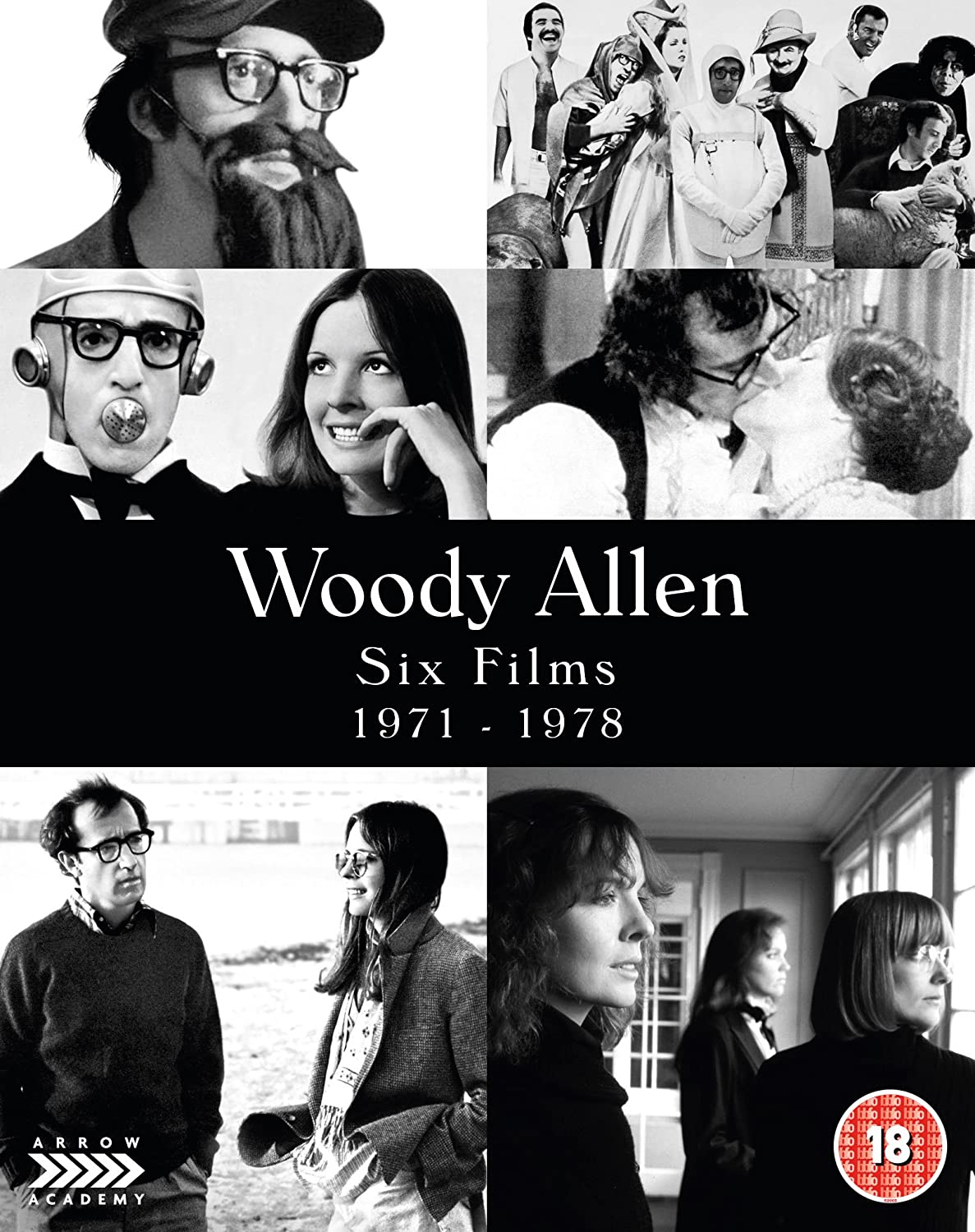 Annie hall review black sheep reviews - Woody Allen Six Films 1971 1978 Blu Ray Amazon Co Uk Woody Allen Diane Keaton Charlotte Rampling Dvd Blu Ray