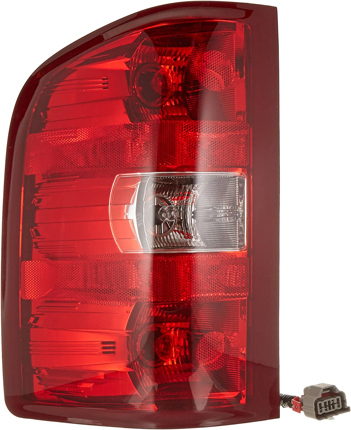 TYC 11-6222-90-1 Compatible with CHEVROLET Left Replacement Tail Lamp