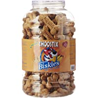 Choostix Biskies Real Chicken Dog Treat, 1 kg (Jar)