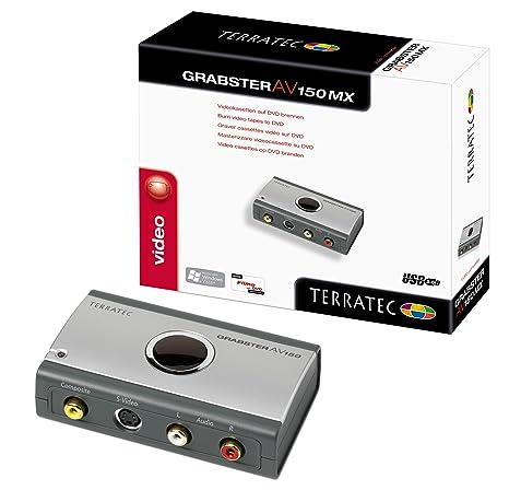 TerraTec Grabster AV 150 TV Tuner Driver for PC
