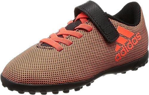 adidas X 17.4 TF J H&l, Chaussures de Football garçon