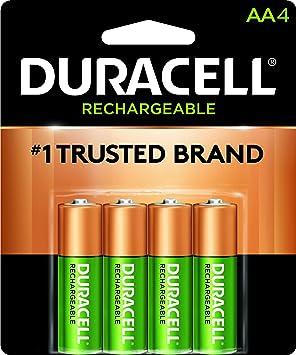 amazon rechargeable nimh battery duracell 家電 カメラ