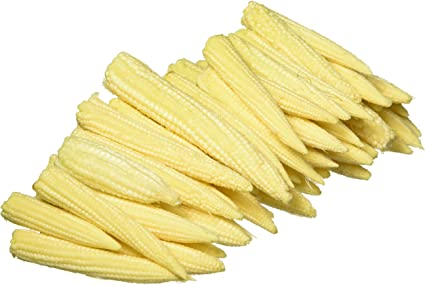 Fresh Baby Corn, 250g Pack