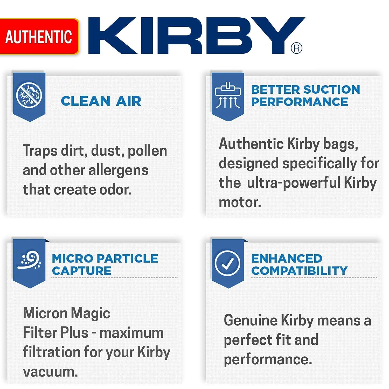 Amazon.com: Kirby 204811 - Filtros de reducción de alérgenos ...