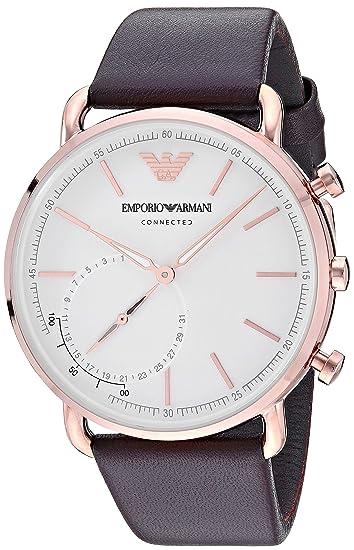 Emporio Armani Connected Smartwatch ART3029: Amazon.es: Relojes