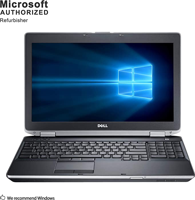 Top 10 Refurbished Quad Core Dell Latitude Laptop Computers