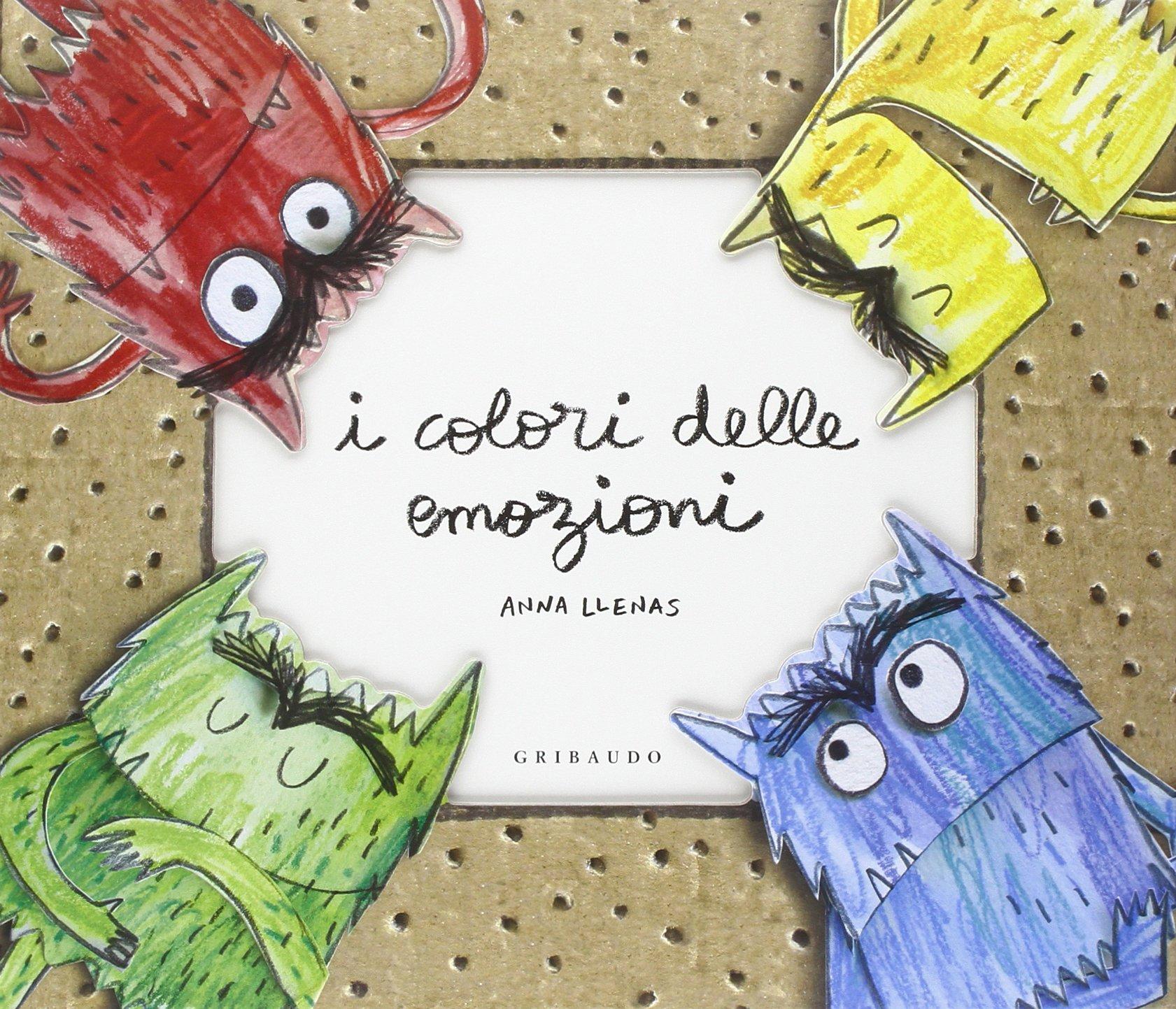 I Colori Delle Emozioni Ediz Illustrata Pop Up Amazon It Anna