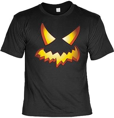 Halloween Kostum Stilechtes Kurbis Gesicht Horror Einfache Fasching