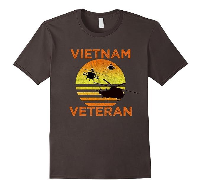 Vietnam Veterano Di Guerra T-shirt B16nk