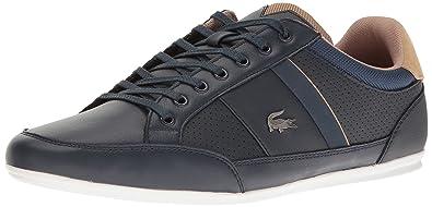 44bfe908cafe71 Lacoste Men s Chaymon 117 1 Casual Shoe Fashion Sneaker