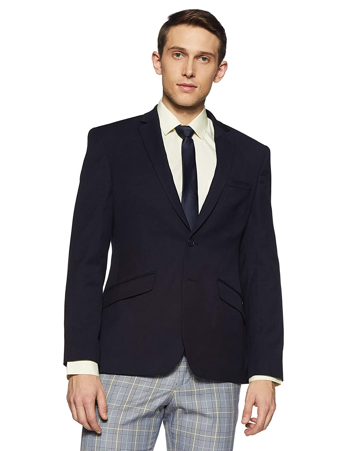 For 2153/-(61% Off) Park Avenue, Raymond Men's Blazer At Min 50% Off At Rs.2135 at Amazon India