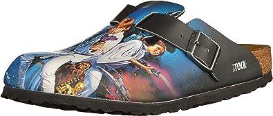 Birkenstock Boston Boys Clogs: Amazon.co.uk: Shoes & Bags