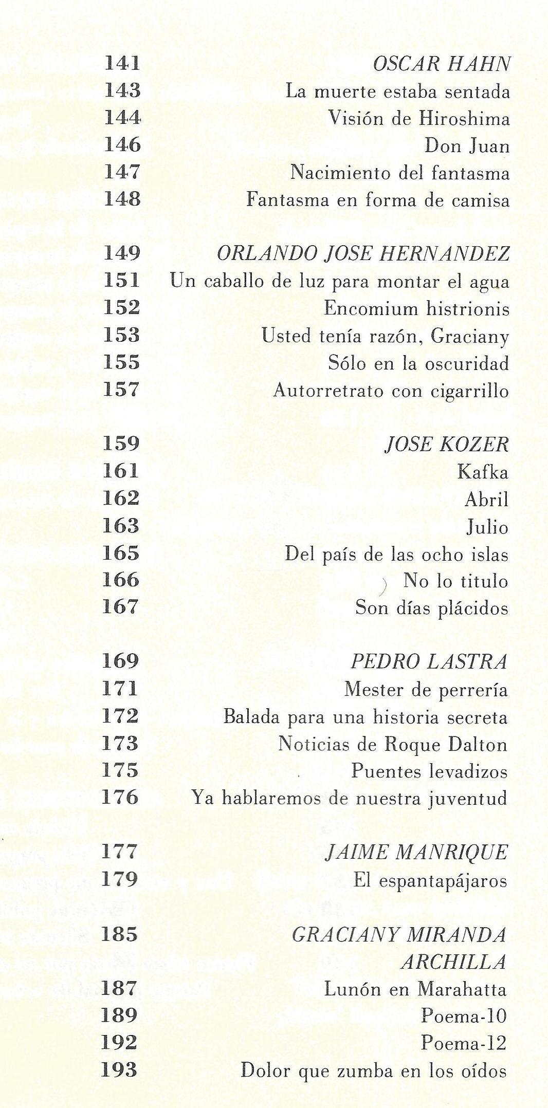 Los Paraguas Amarillos Los Poetas Latinos en New York (1983 Hardback Edition): Brenda Alejandro, Raul Barrientos, Julia De Burgos, Dionisio Canas, ...