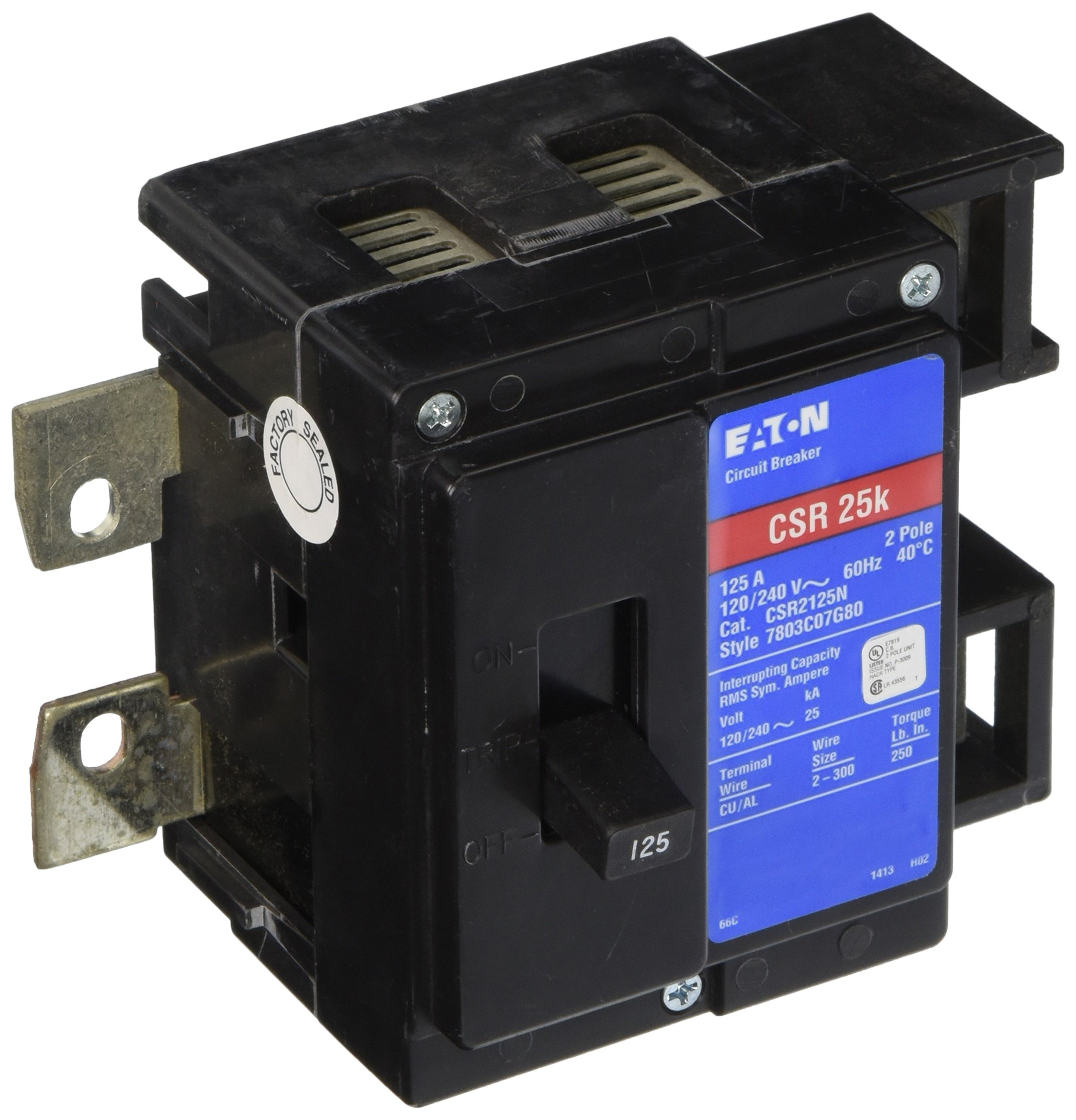 Eaton CSR2150N CH Main Breaker Kit, 150 Amp