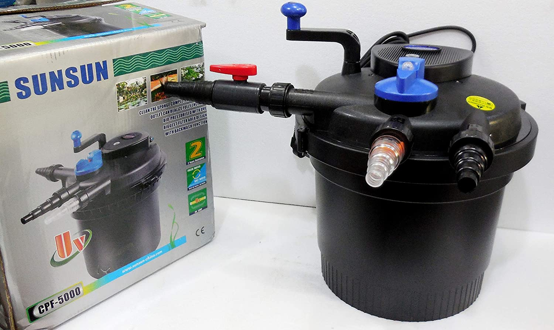 SunSun CPF-10000 Pressure Pond Filter UVC 11W up to 12000l