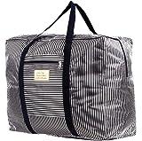 折りたたみ ボストンバッグ キャリーバッグ スーツケースに通せる 大容量 旅行 バッグ 防水 3サイズ SmartTravel