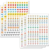 CRANBURY Daily Planner Stickers for Calendars: (Set of 700), 46 Unique Designs, Calendar Stickers for Bullet Journal…