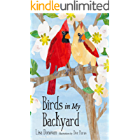 Birds in My Backyard: Charming Introduction to Birds for Babies, Toddlers, and Children