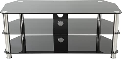 AVF 'SDC1140CM-A' Black Glass
