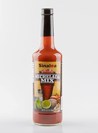 Salsa Sinaloa Michelada Mix 25oz