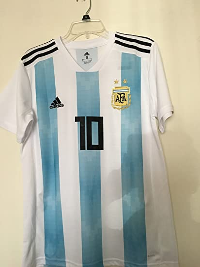 0fc607c4ff9 Image Unavailable. Image not available for. Color: 2018-19 Argentina Home  Football ...