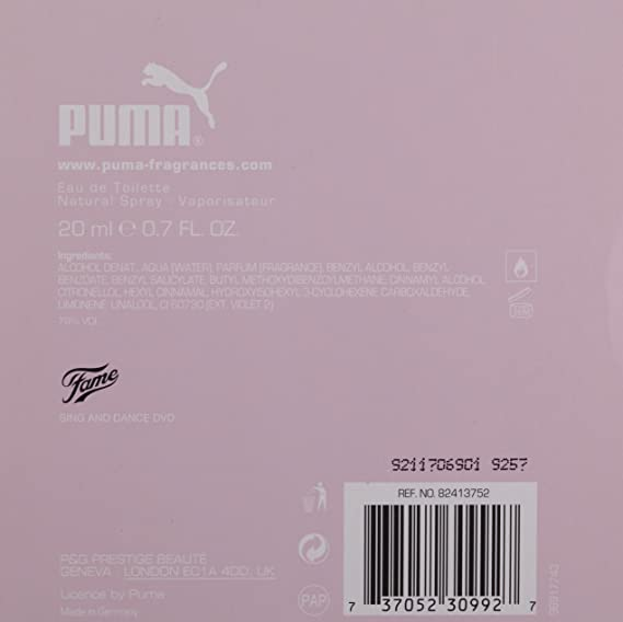 Puma, Flowing, Set regalo da donna, incl. Eau de Toilette