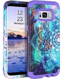Coque pour Samsung S8/Samsung S8 Plus [compatible avec les coques ...