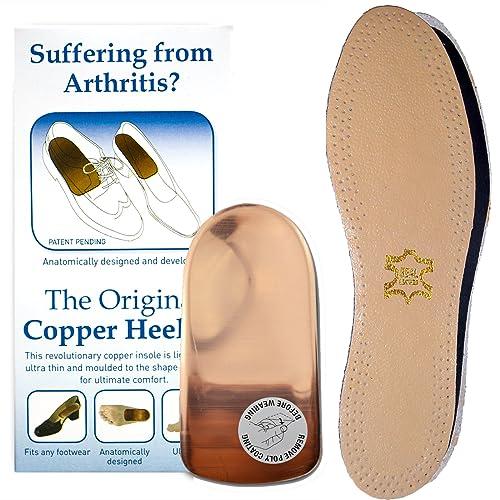 Plantilla para la artritis con taco de cobre, tama?o 5?