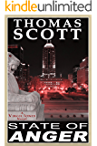STATE OF ANGER: A Thriller (Virgil Jones Mystery, Thriller & Suspense Series Book 1)