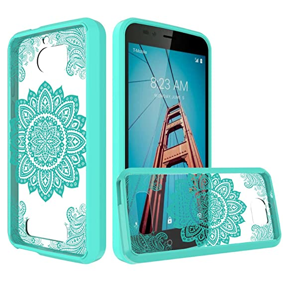 new product 7d3a1 5a450 Amazon.com: Coolpad Defiant Case,CoolPad 3632A Case, Wtiaw [Scratch ...