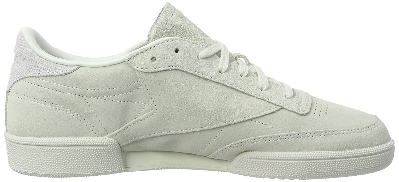 Reebok Club C 85 Nbk, Zapatillas de Tenis para Mujer, Blanco (Opal/White 000), 41 EU