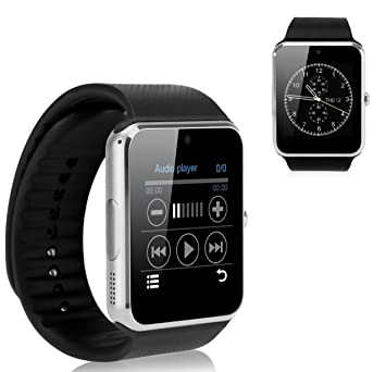 Shop Tronics24 universal Bluetooth Smart Watch Reloj Teléfono Móvil Reloj de pulsera Smartphone Smart Watch Reloj