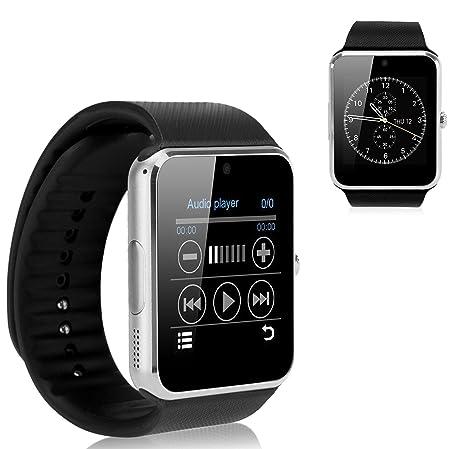 Shop tronics24 \u2013 Universal Bluetooth Smart Watch orologio da polso  cellulare Smartphone Orologio Smart Watch orologio