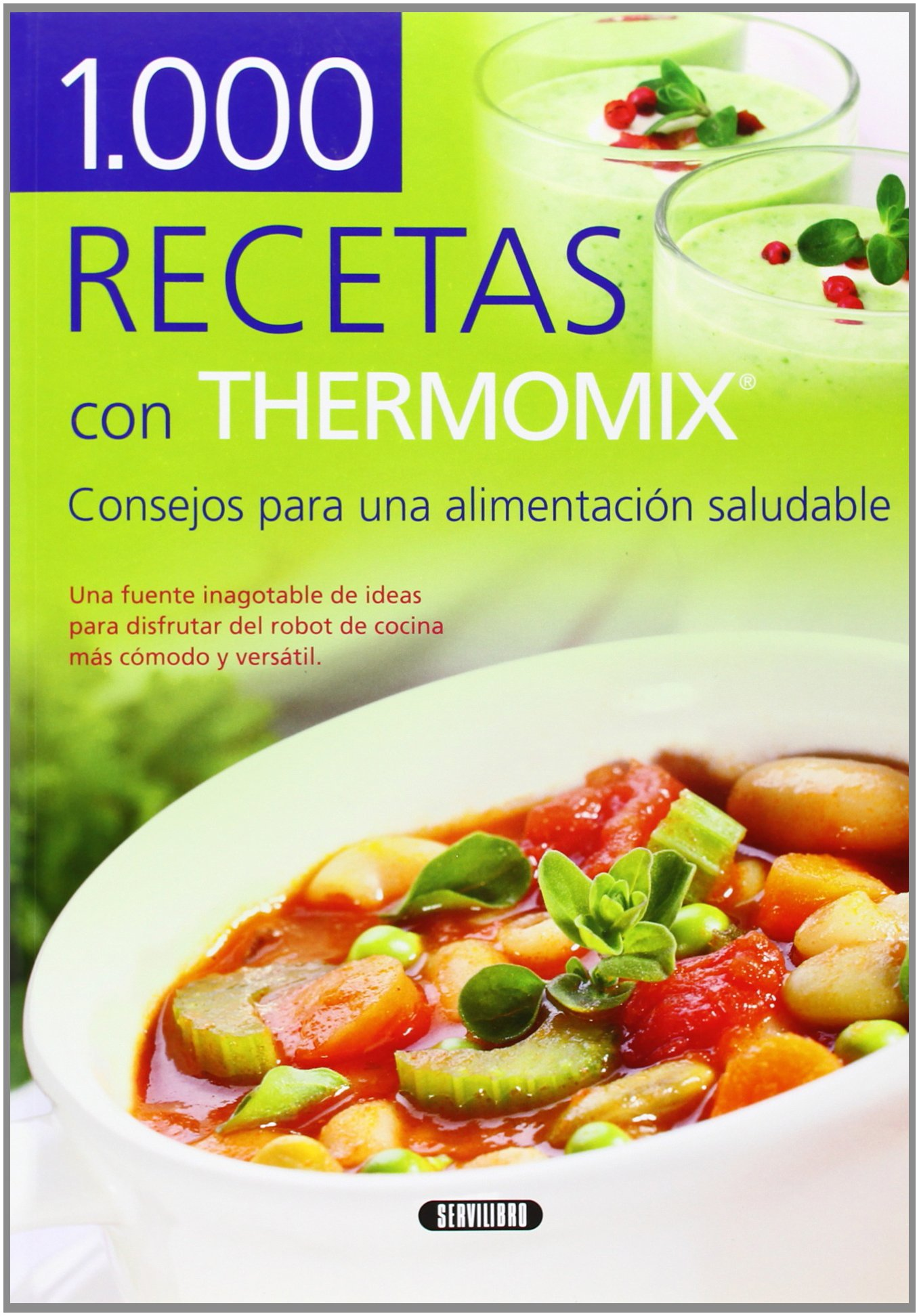 1000 recetas con Thermomix: Amazon.es: Libros