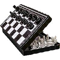 Jambuwala Enterprise® Mini Magnetic Educational Toys Travel Chess Set, Mini Foldable Chess, Pocket Size Magnetic Travel…
