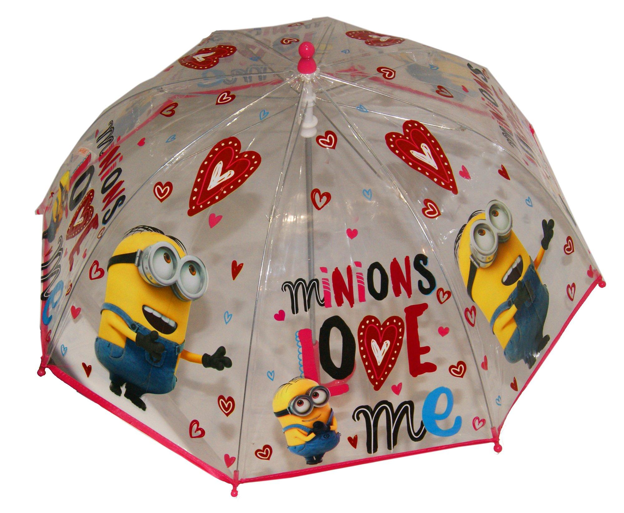 Minions Umbrella Official Umbrella for Kids Love Me Umbrella