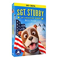 Deals on Sgt. Stubby: An American Hero DVD