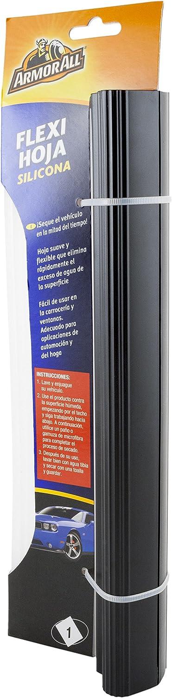 Armor All Aa40026sp Silikon Wasserabzieher Flexibles Kratzfestes Silikonwasserklinge Zum Trocknen Von Windows Auto