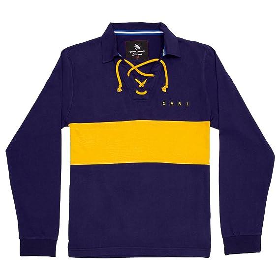 Coolligan - Camiseta de Fútbol Retro 1935 Boca Juniors
