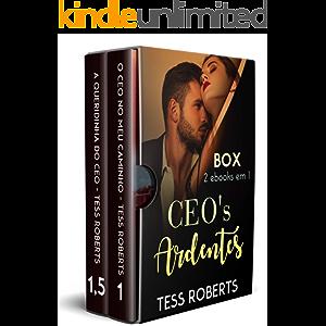 BOX CEO's Ardentes: (2 E-books em 1) (Portuguese Edition)