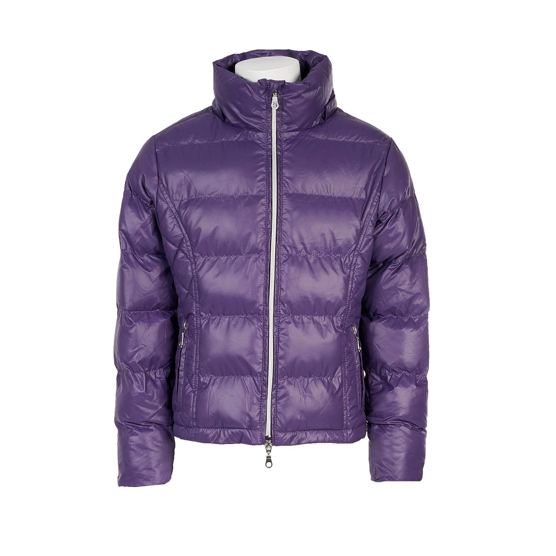 Horze JR Girls Solla Padded Jacket SM Purple