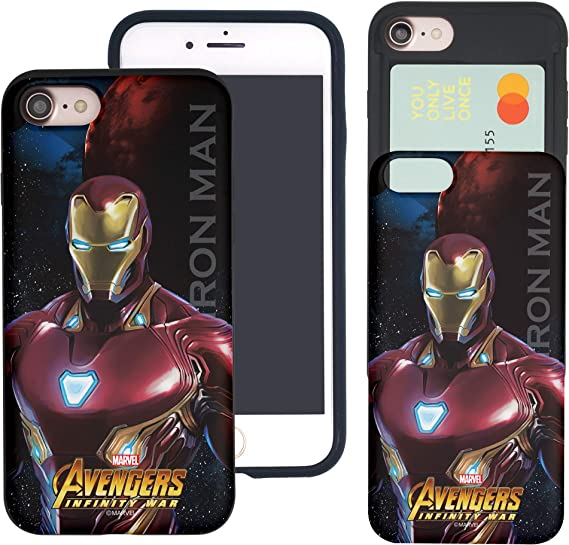 cover ironman iphone 7