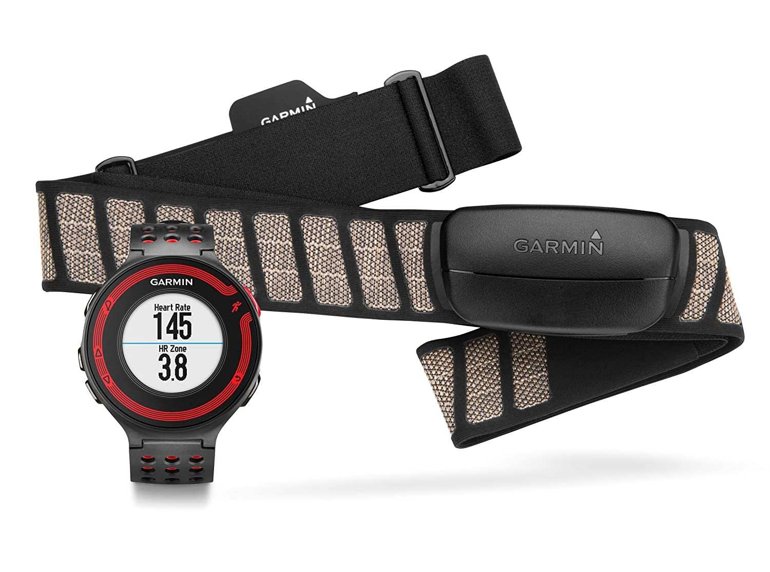 Garmin Forerunner 220 Gps Running Watch With Colour Display And