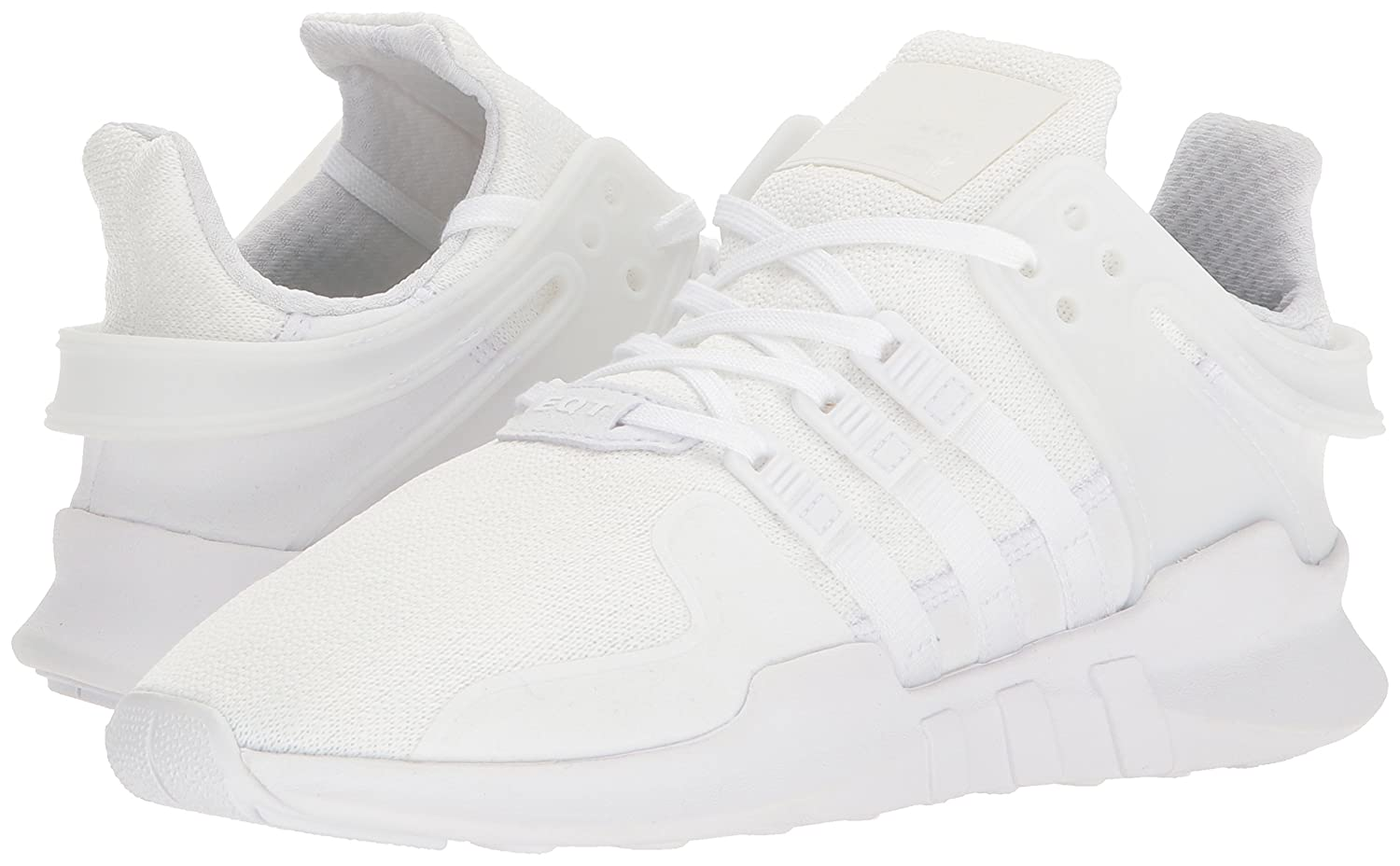 newest collection 7ce22 3a8e1 Amazon.com   adidas Originals Unisex EQT Support ADV J Running Shoe, White,  6.5 M US Big Kid   Sneakers