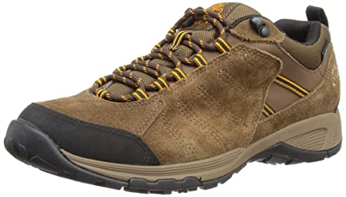 Timberland Tilton Low Leather, Men's Trekking and Hiking Shoes, Dark Brown,  ...
