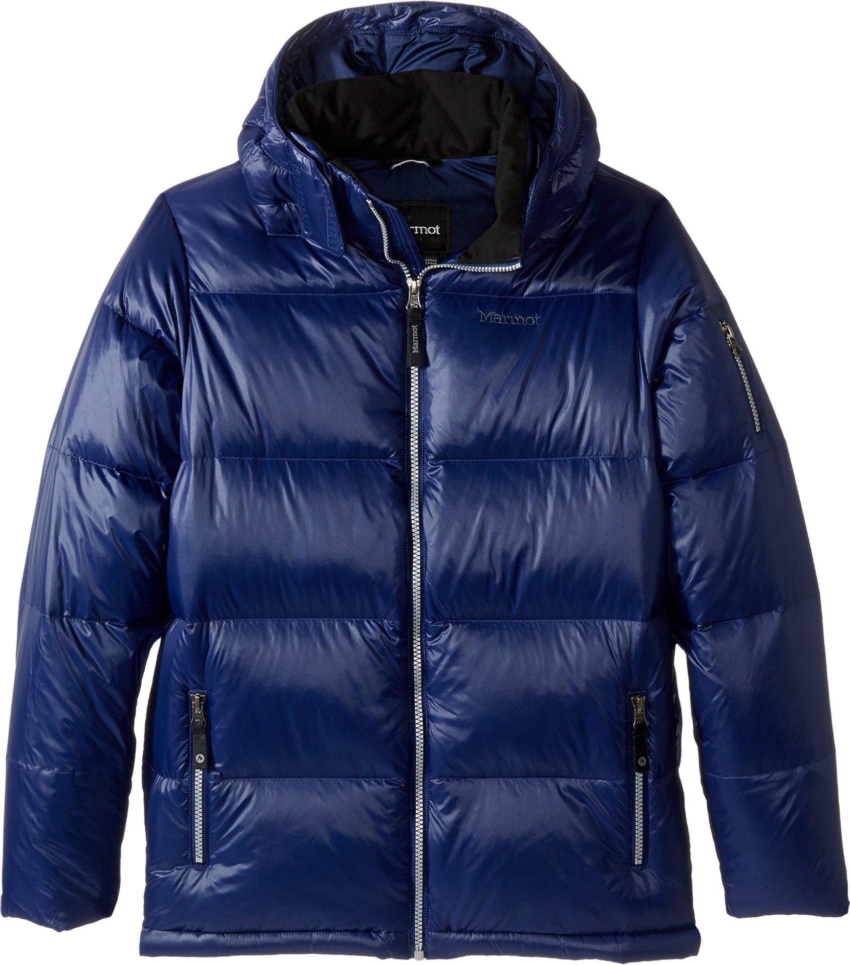 Marmot Kids Boy's Stockholm Jacket (Little Kids/Big Kids) Arctic Navy Small by Marmot