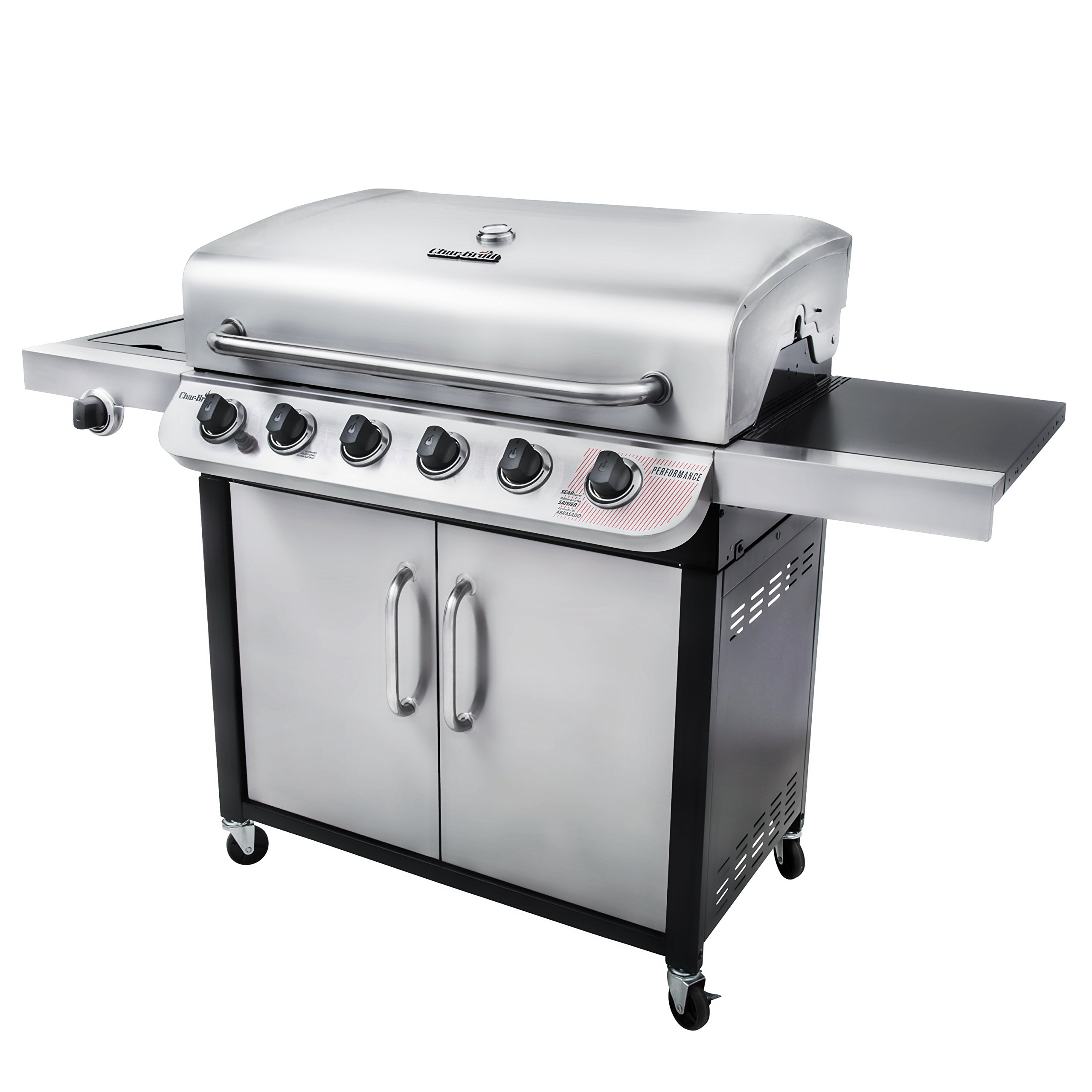 Char-Broil Performance 650 6-Burner Cabinet Gas Grill by Char-Broil (Image #2)